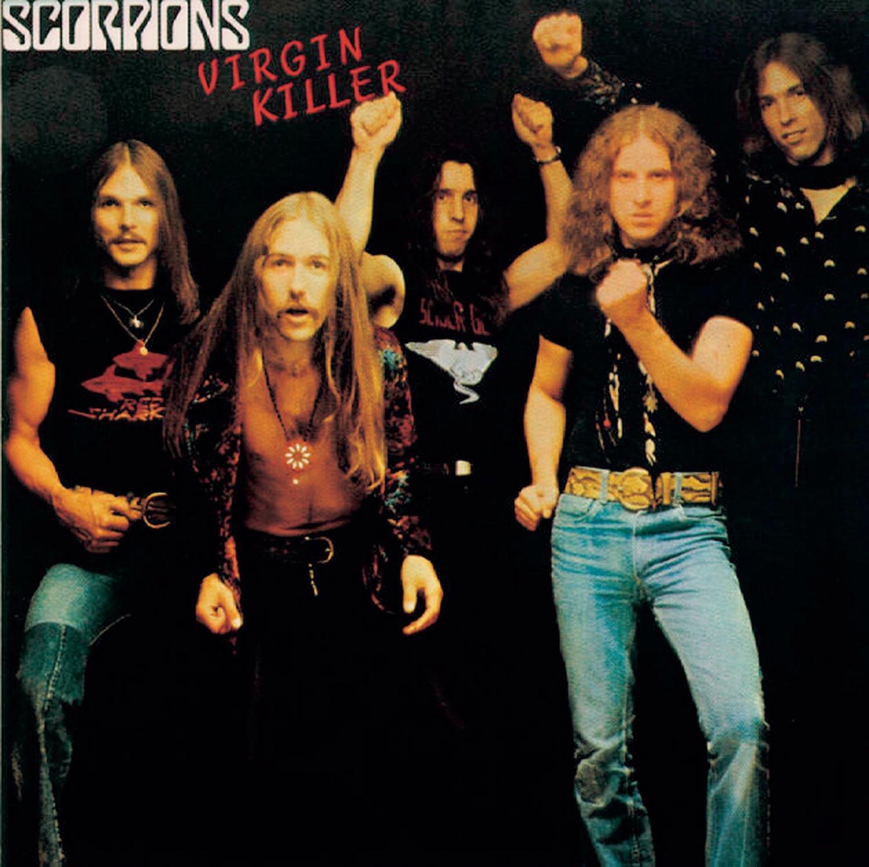 Scorpions - Virgin Killer
