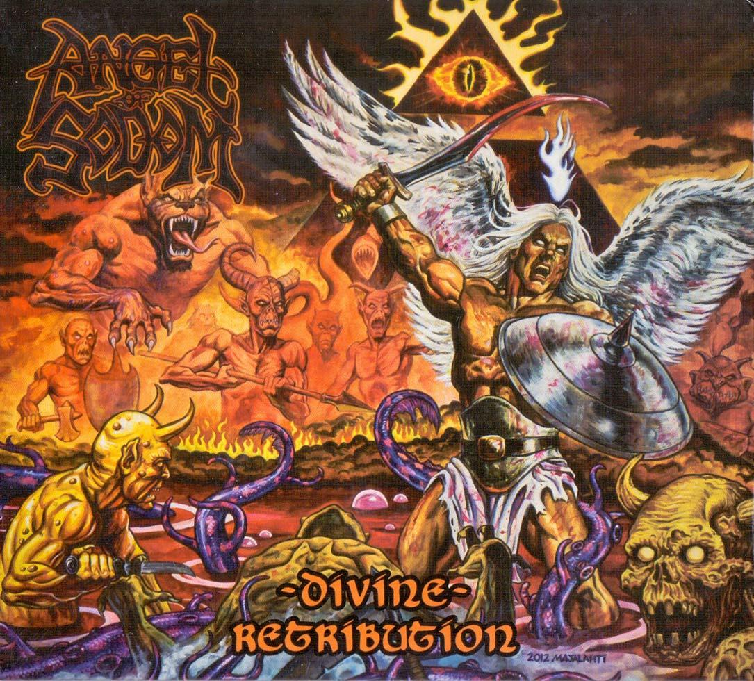 Angel of Sodom - Divine Retribution