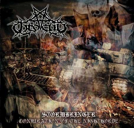 Throcult - Stormbringer - Conjuration of the Nighthorde