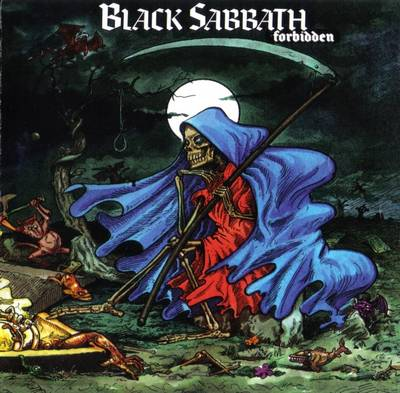 Black Sabbath — Forbidden (1995)