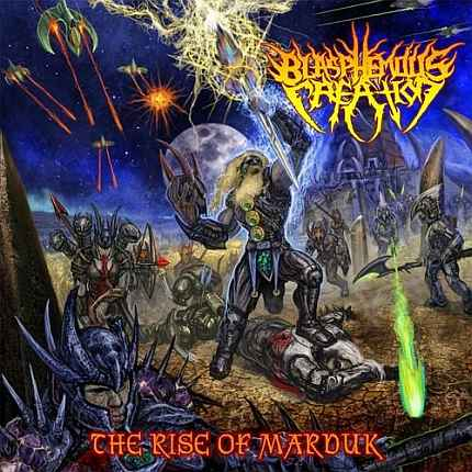 Blasphemous Creation - The Rise of Marduk