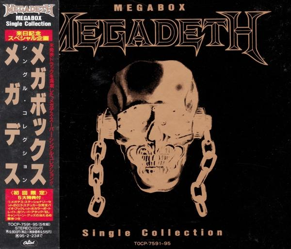 Megadeth - Megabox Single Collection