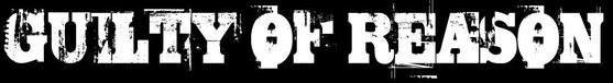 Guilty of Reason - Logo