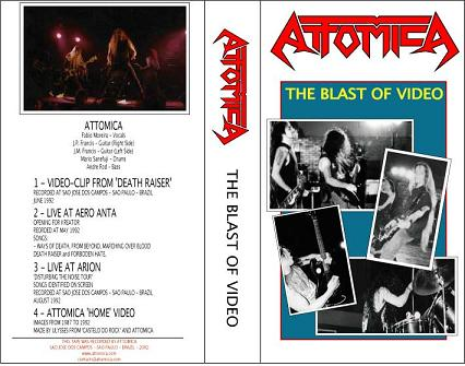 Attomica - The Blast of Video