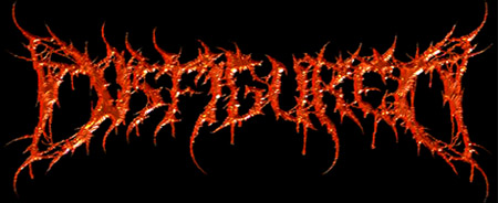 Disfigured - Logo