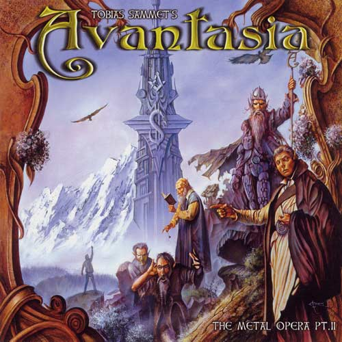 Avantasia - The Metal Opera Pt. II
