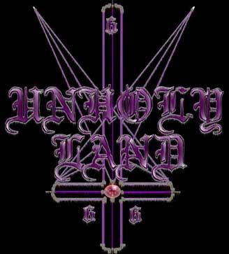 Unholy Land - Logo