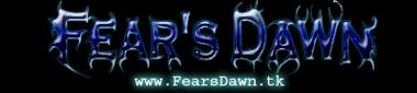 Fear's Dawn - Logo