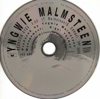 Yngwie J. Malmsteen - Bedroom Eyes