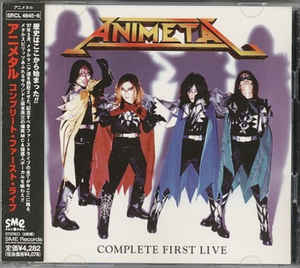 Animetal - Complete First Live