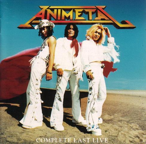 Animetal - Complete Last Live