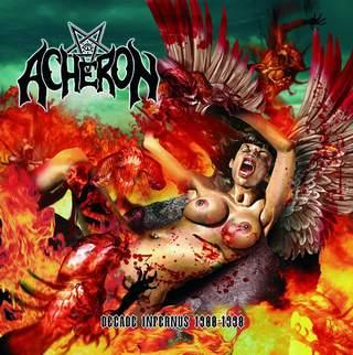 Acheron - Decade Infernus 1988-1998