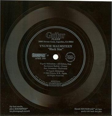 Yngwie J. Malmsteen - Black Star