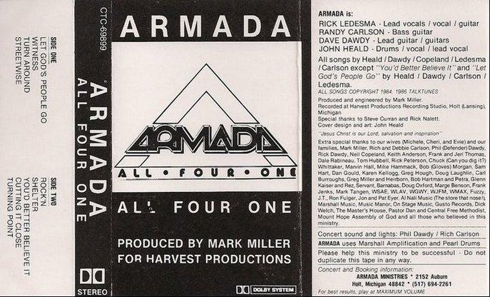 Armada - All Four One