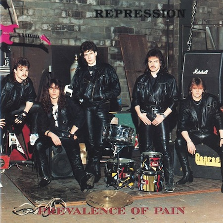 Repression - Prevalence of Pain
