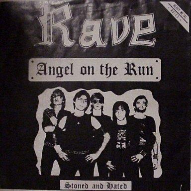 Rave - Angel on the Run