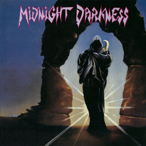 Midnight Darkness - Holding the Night