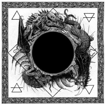 Ysengrin / Black Grail - Nigrum Nigrius Nigro
