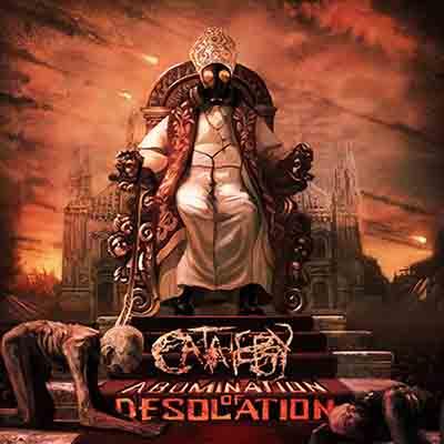 Catalepsy - Abomination of Desolation
