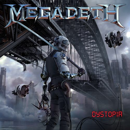 <br />Megadeth - Dystopia
