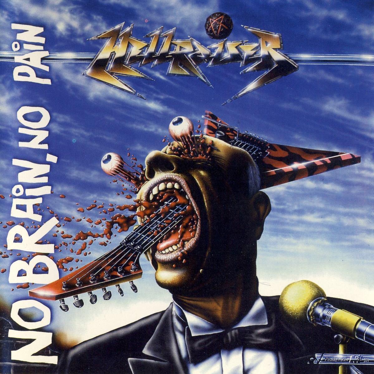 Hellraiser - No Brain, No Pain