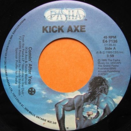 Kick Axe - Comin' After You