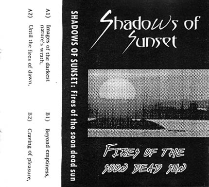 Shadows of Sunset - Fires of the Soon Dead Sun