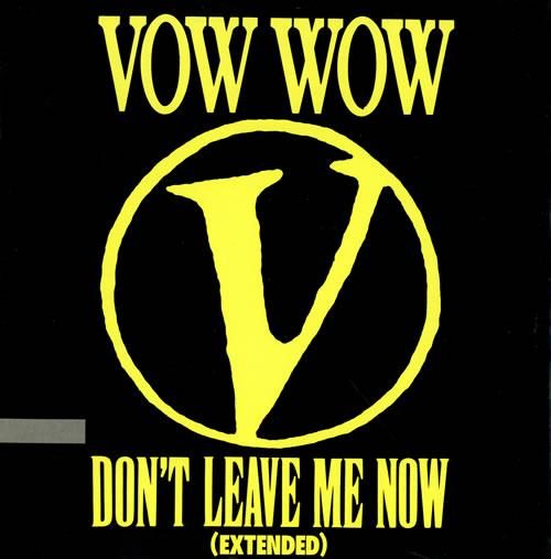 Bow Wow - Don't Leave Me Now (Extended)