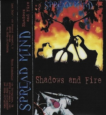 Spread Mind - Shadows and Fire