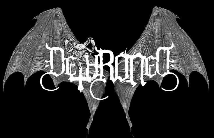 Dethroned - Logo