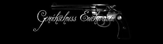 Genickschuss Eucharistie