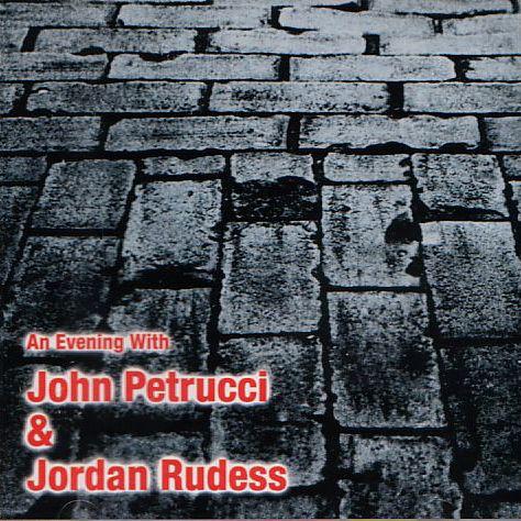 Jordan Rudess / John Petrucci - An Evening with John Petrucci & Jordan Rudess