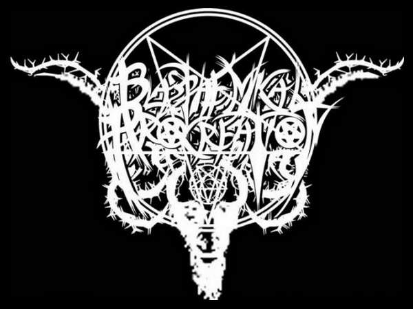 Blasphemical Procreation - Logo