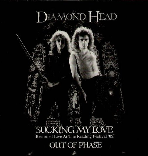 Diamond Head - Sucking My Love