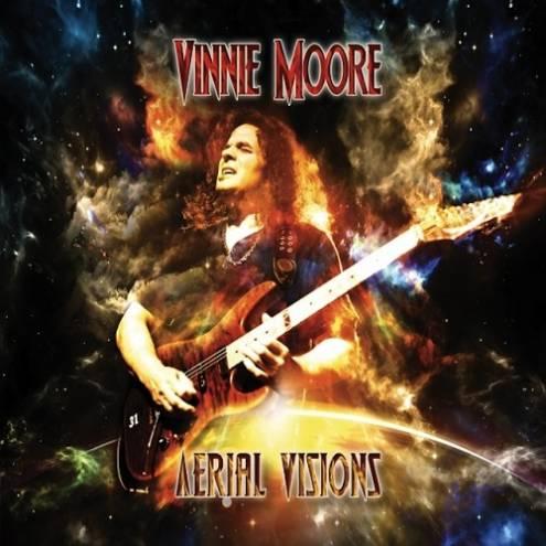 Vinnie Moore - Aerial Visions