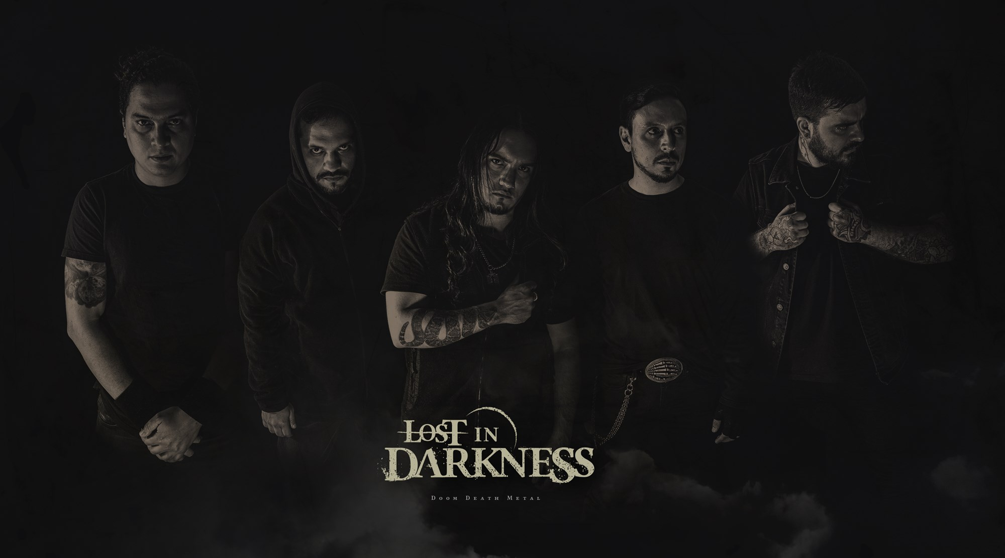 Lost in Darkness - Photo