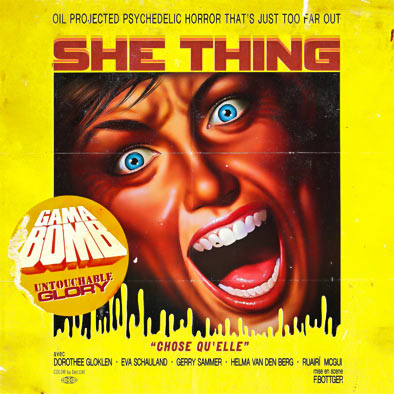 Gama Bomb - She Thing