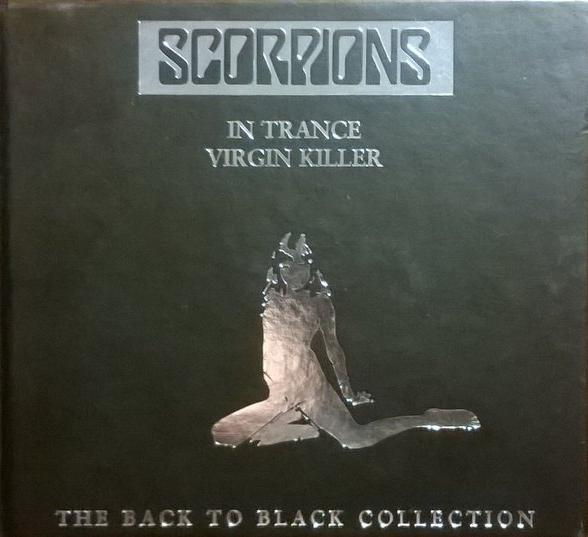 Scorpions - In Trance / Virgin Killer - The Back to Black Collection