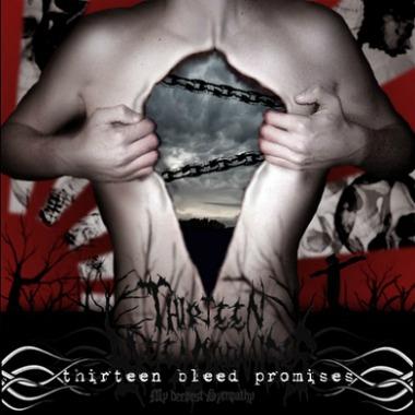 Thirteen Bled Promises - My Deepest Sympathy