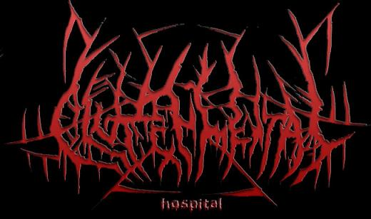 Clutch Mental Hospital - Logo