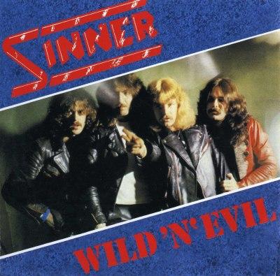 Sinner - Wild 'n' Evil