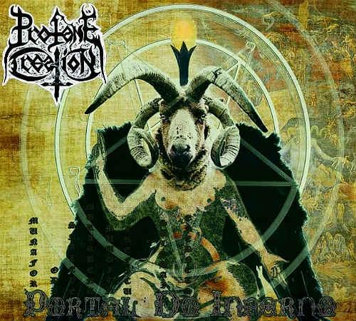 Profane Creation - Portal do Inferno