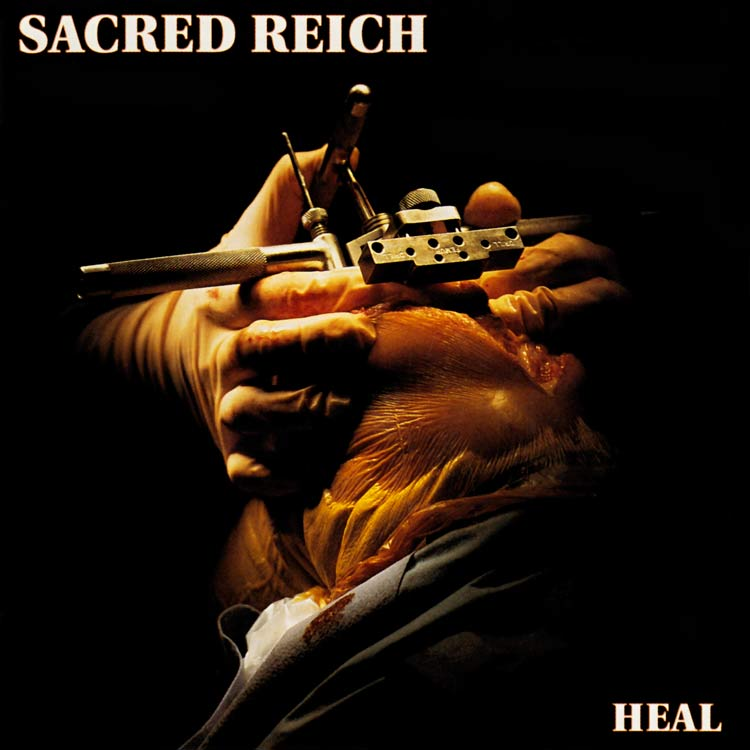 Sacred Reich - Heal