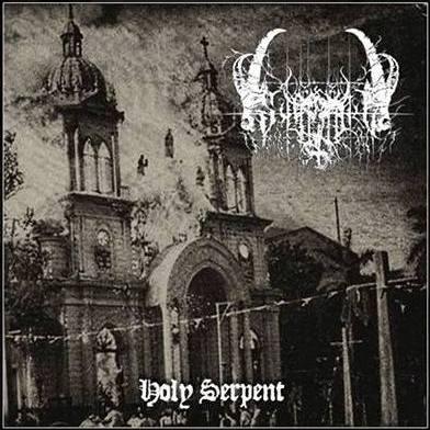 Sulphure - Holy Serpent