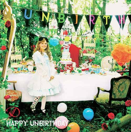 D - Happy Unbirthday