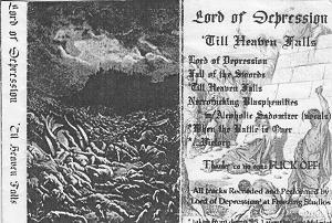 Lord of Depression - Til Heaven Falls