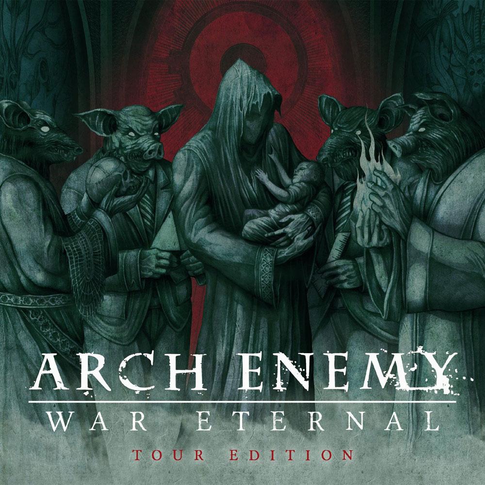Arch Enemy - War Eternal - Tour Edition