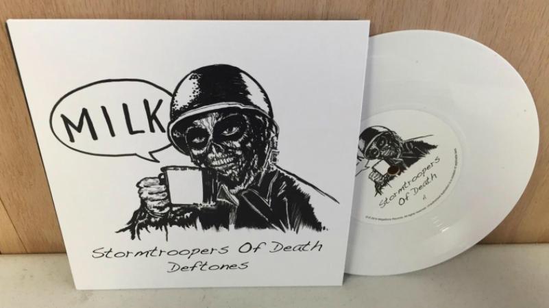 S.O.D. - Milk