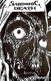 Sardonic Death - Celestial Mindwarp