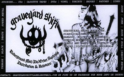 Graveyard Shift Records
